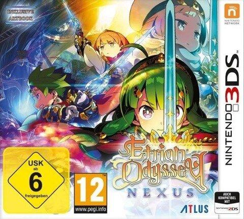 Etrian Odyssey Nexus (Nintendo 3DS) -