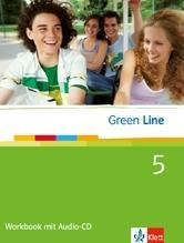 Green Line 5. Workbook mit Audio CD -