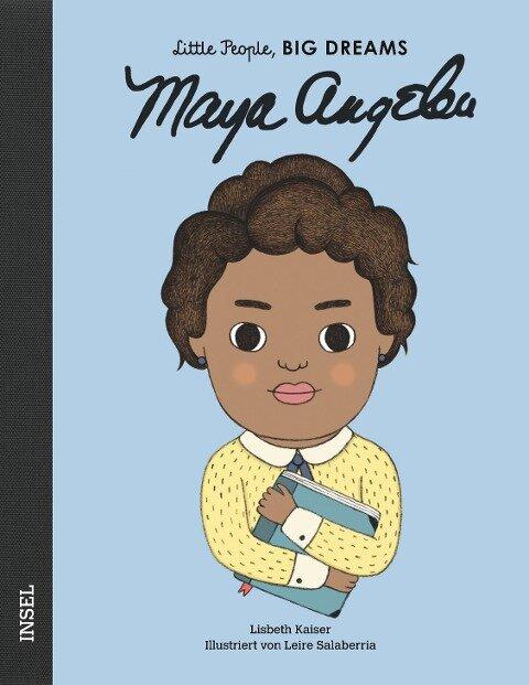 Maya Angelou - Lisbeth Kaiser