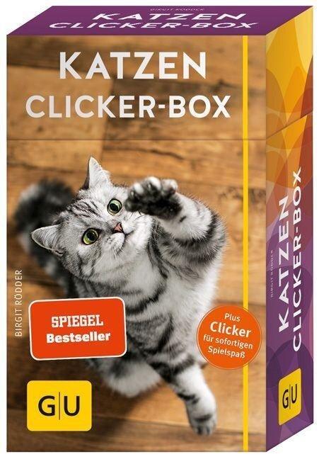 Katzen-Clicker-Box - Birgit Rödder