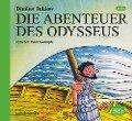 Die Abenteuer des Odysseus. 2 CDs -