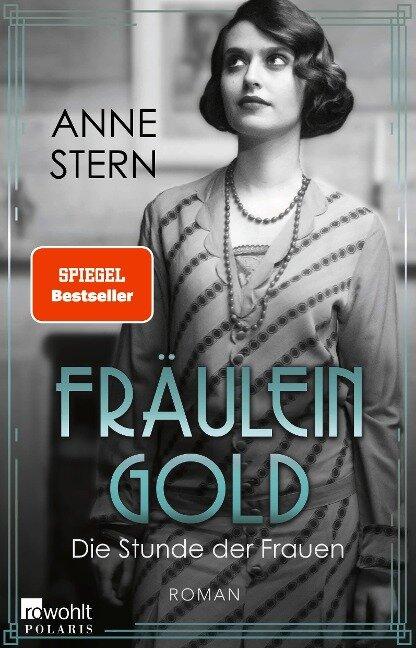 Fräulein Gold: Die Stunde der Frauen - Anne Stern