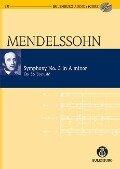 Sinfonie Nr. 3 a-Moll - Felix Mendelssohn Bartholdy