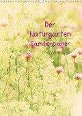 Der Naturgarten Familienplaner mit Schweizer KalendariumCH-Version (Wandkalender 2019 DIN A3 hoch) - Tanja Riedel