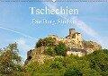 Tschechien - Die Burg Strekov (Wandkalender 2019 DIN A2 quer) - Ralf Wittstock
