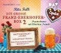 Die große Franz-Eberhofer-Box 2 - Rita Falk