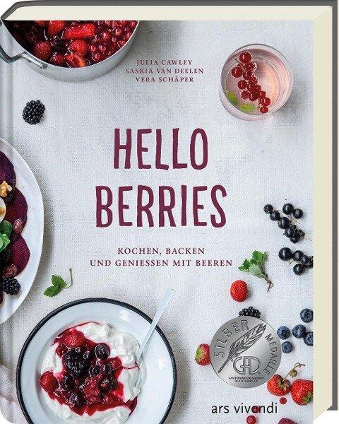Hello Berries - Saskia van Deelen