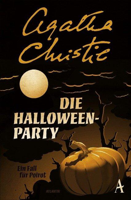 Die Halloween-Party - Agatha Christie