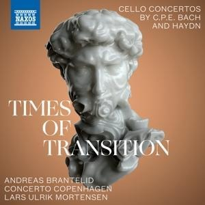 Times of Transition - Brantelid/Mortensen/Concerto Copenhagen