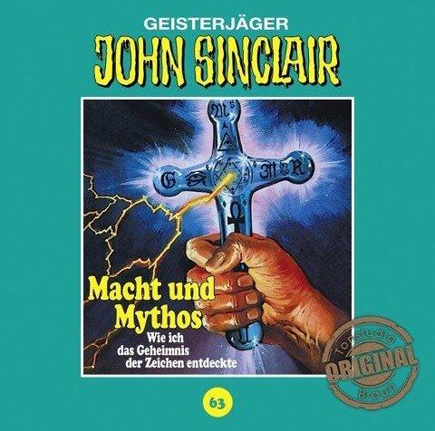 John Sinclair Tonstudio Braun - Folge 63 - Jason Dark