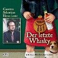 Der letzte Whisky - Carsten Sebastian Henn