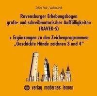 Ravensburger Erhebungsbogen grafo- und schreibmotorischer Auffälligkeiten (RAVEK-S) - Sabine Pauli, Andrea Kisch