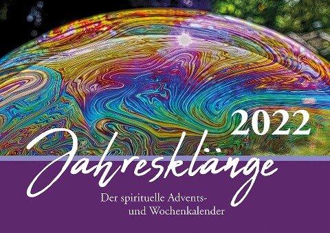 Jahresklänge 2022 -
