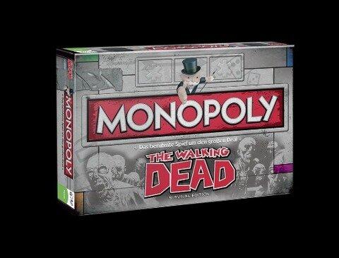 Monopoly The Walking Dead -