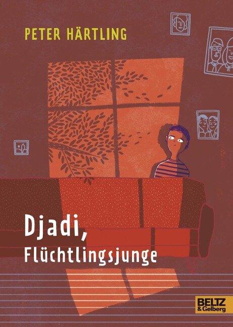 Djadi, Flüchtlingsjunge - Peter Härtling