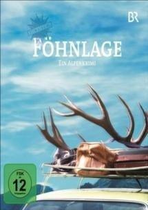 Föhnlage - Ein Alpenkrimi - Stefan Holtz, Florian Iwersen, Martin Probst