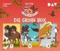 Die Haferhorde - Die große Box (Teil 1-3) - Suza Kolb