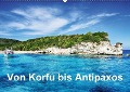 Von Korfu bis Antipaxos (Wandkalender 2018 DIN A2 quer) - Simone Hug