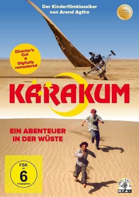 Karakum - Ein Abenteuer in der Wüste (Director's Cut) -