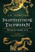 Phantastische Tierwesen und wo sie zu finden sind - J. K. Rowling, Newt Scamander