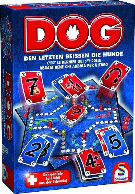 Dog -