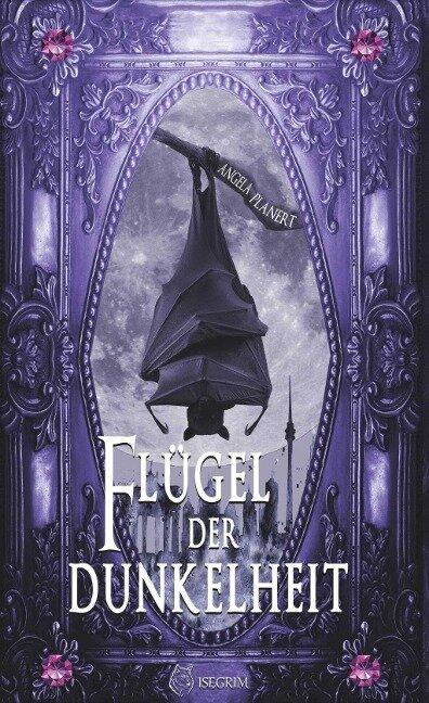 Flügel der Dunkelheit - Angela Planert