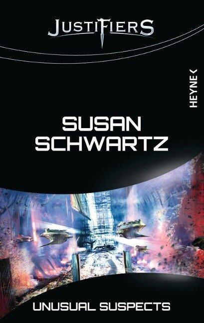 Justifiers - Unusual Suspects - Susan Schwartz
