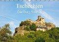 Tschechien - Die Burg Strekov (Wandkalender 2018 DIN A3 quer) - Ralf Wittstock