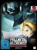 Fullmetal Alchemist: Brotherhood - Volume 2: Folge 09-16 -