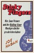 Sticky Fingers - Joe Hagan