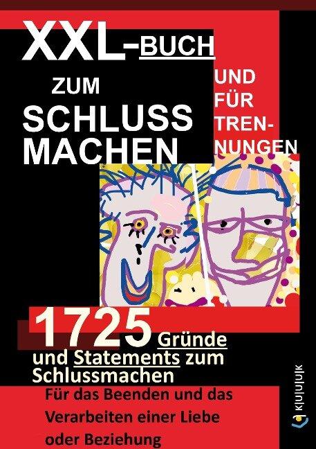 XXL-Buch zum Schluss Machen und für Trennungen - Werner Müller
