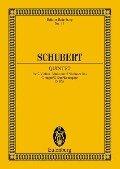 Streichquintett C-Dur - Franz Schubert