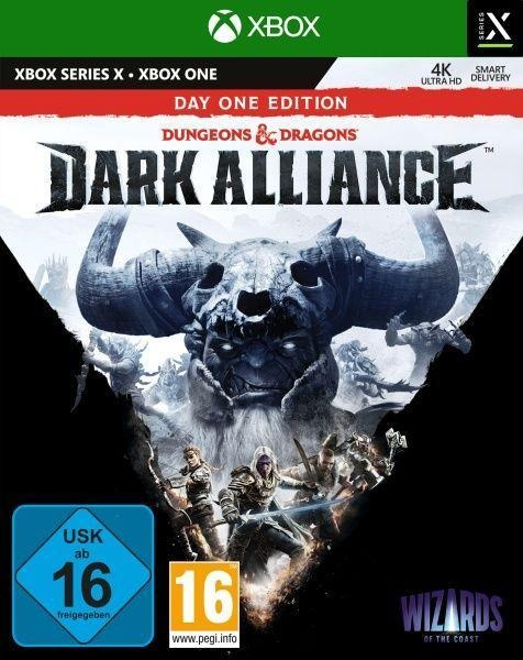 Dungeons & Dragons Dark Alliance Day One Edition (XBox Series X - XSRX) -