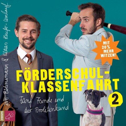 Förderschulklassenfahrt 2 - Jan Böhmermann, Klaas Heufer-Umlauf