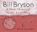 A Short History of Nearly Everything. 5 CDs - Bill Bryson