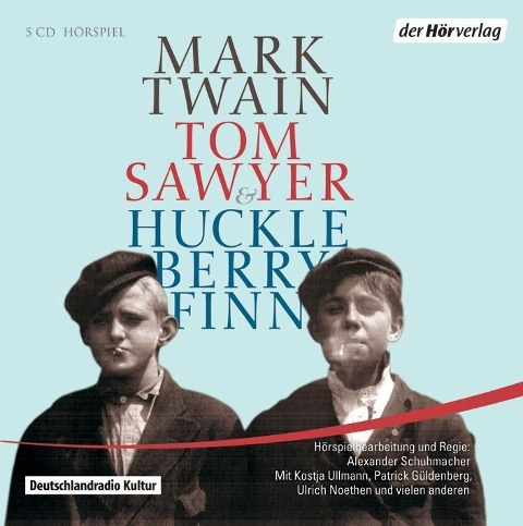Tom Sawyer & Huckleberry Finn - Mark Twain