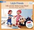 HABA Little Friends - Lilli und der Geburtstags-Hund (Hörspiel 4) - Teresa Hochmuth, Rotraud Tannous
