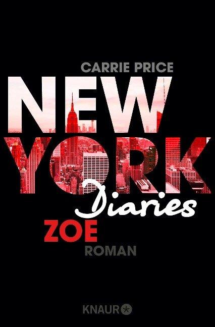 New York Diaries 04 - Zoe - Carrie Price