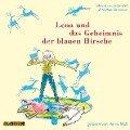 Lena und das Geheimnis der blauen Hirsche - Edward van de Vendel