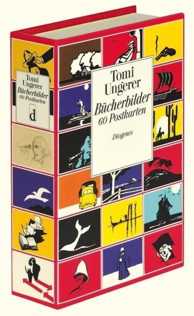 Bücherbilder - Tomi Ungerer
