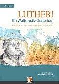 Luther! Chorpartitur mit Klavierauszug - Jean Kleeb