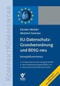 EU-Datenschutz-Grundverordnung und BDSG-neu - Wolfgang Däubler, Peter Wedde, Thilo Weichert, Imke Sommer