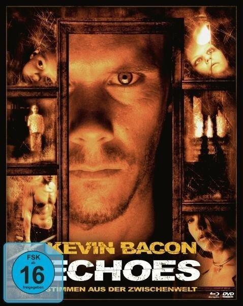 Echoes - Stimmen aus der Zwischenwelt (Mediabook A, Blu-ray + DVD) -