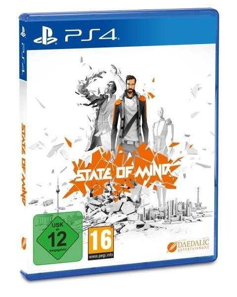 State of Mind (PlayStation PS4) -