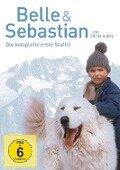 Belle & Sebastian Staffel 1 - Cécile Aubry, Daniel White, Éric Demarsan, François Rauber, David White
