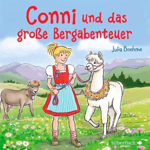 Conni und das große Bergabenteuer - Julia Boehme