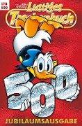 Lustiges Taschenbuch Nr. 500 - Walt Disney