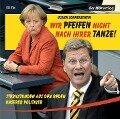 """""""Wir pfeifen nicht nach Ihrer Tanze"""" - Ulrich Sonnenschein"""