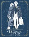 Phantastische Tierwesen: Grindelwalds Verbrechen (Malbuch - Magische Abenteuer) -