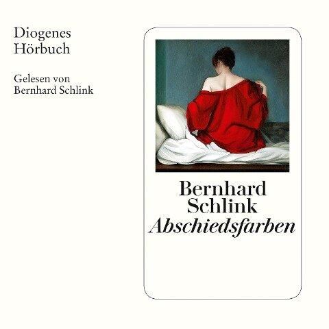 Abschiedsfarben - Bernhard Schlink